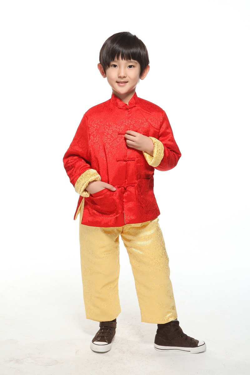 Costumes for boys for the New Year 2017 85