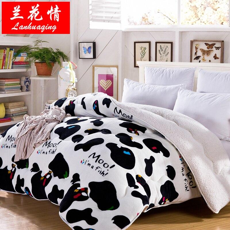 Online kopen wholesale fleece dekbed uit china fleece dekbed groothandel - Zachte dekbed ...