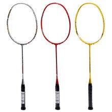 New Arrivals Carbon Light Badminton Racket China 3U Professional Badminton Racket Ball Control Type Badminton Racquet With Gift