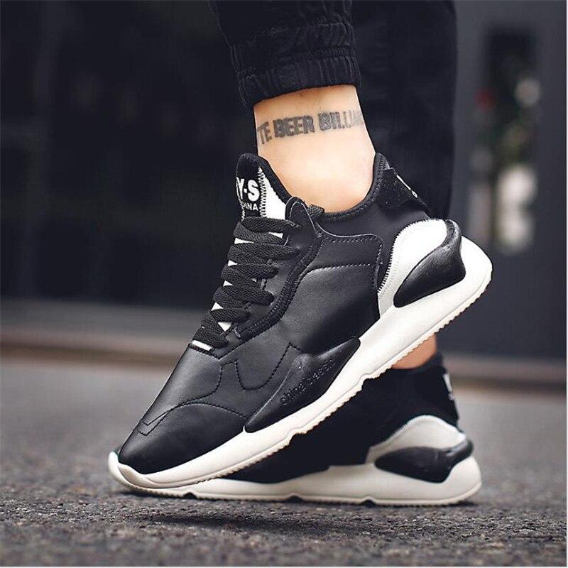 De 2 4 3 Transpirables Marca Casuales Zapatos Cómodos Nueva Y Libre Hombres Aumentar Elástico Al Moda 1 Aire 2018 Sneakers Ocio BUHCwqW5