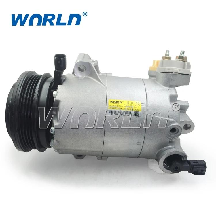 Compatible with 2013-2016 Ford Escape 2.0L Turbo A//C Compressor