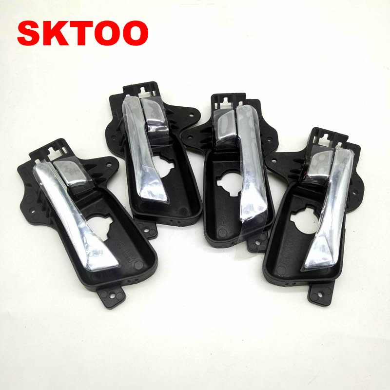 SKTOO Inside Door Handle Front Left for i30 09 12 Elantra OEM NEW 826102L010 826202L010 836102L010 836202L010