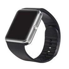 Smart Watch GT08 Uhr Sync Notifier Unterstützung Sim-karte Bluetooth Konnektivität mit Apple iphone Android Telefon Smartwatch Uhr