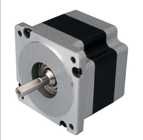 New Leadshine 2-phase hybrid stepper motor 86HS45 NEMA 34 have 8 motor leads /Current /phase 6A /Holding Torque 4.5N CNC motor 2 phase stepper motor and drive m542 86hs45 4 5n m new