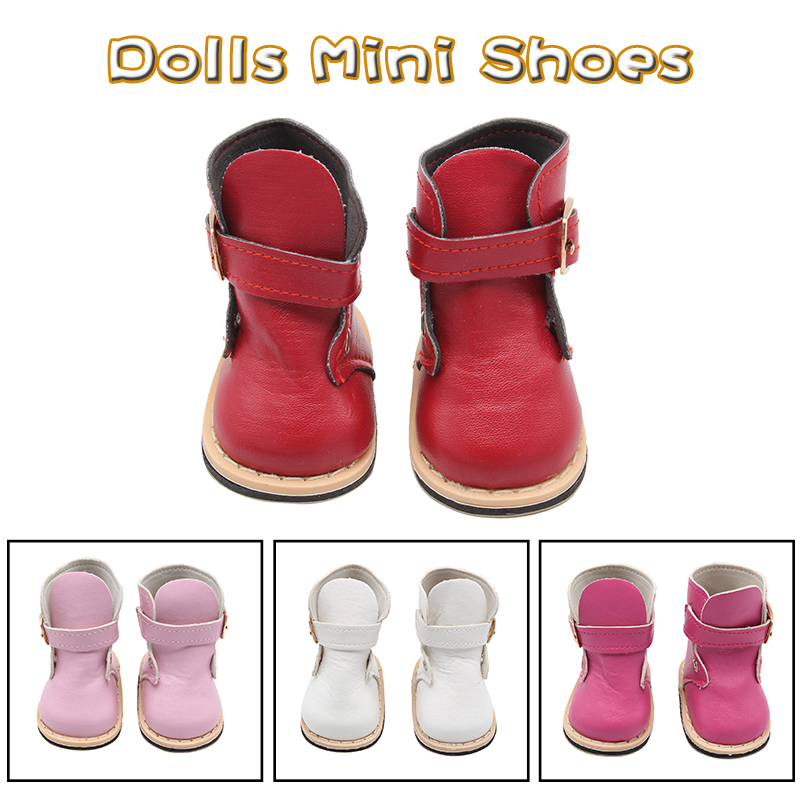 Bjd Doll Shoes baby born clothes 43cm sneacker Zapf Dolls Accessories american girl doll clothes boots 18 inch doll clothes 7cm american girl doll clothes halloween witch dress cosplay costume for 16 18 inches doll alexander dress doll accessories x 68