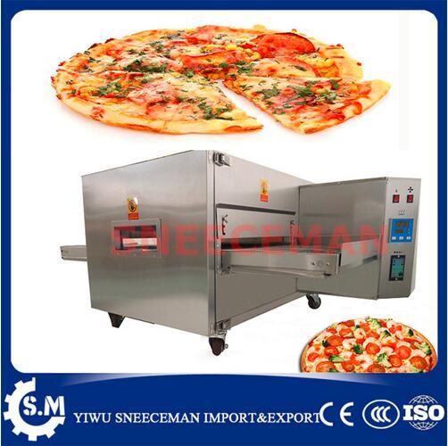 Crawler máquina para venda máquina forno de pizza Forno de pizza