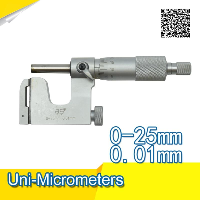 Hhip solide en m/étal Cadre ext/érieur microm/ètres diff/érentes gammes: 0/–30,5/cm