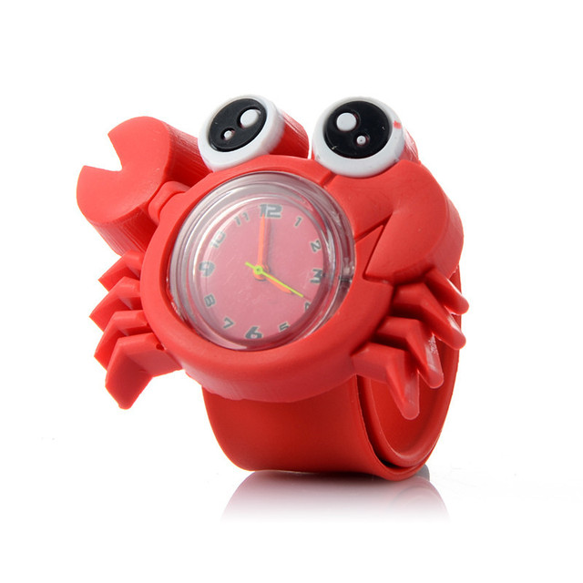 Children's Watches 3D Cartoon Kids Wrist Watches kid Baby Watch Clock Quartz Watches for Girls Boys Gifts Relogio Montre
