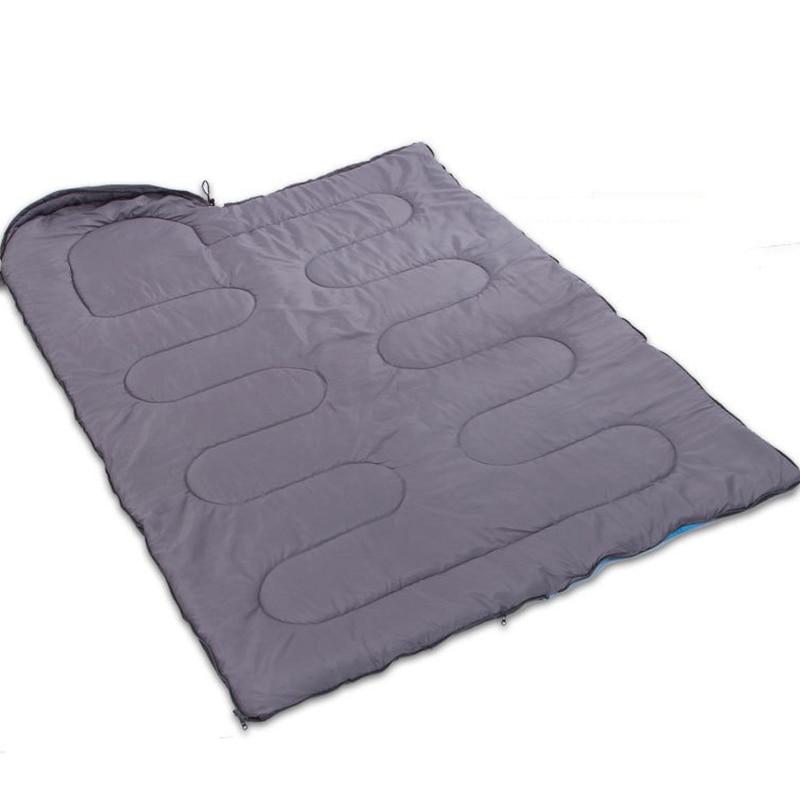 Image 5 - VILEAD 2 Colors Ultralight Envelope Sleeping Bag Waterproof Lightweight Camping Stuff Hiking Sleeping Summer Adult Camp Quilt-in Sleeping Bags from Sports & Entertainment