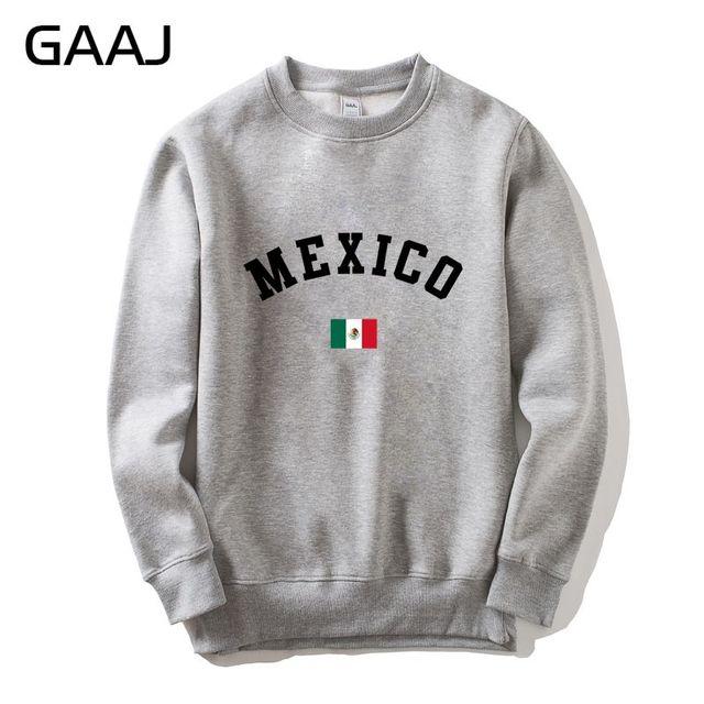 Mexico Flag Men Women Sweatshirt Hoodies Coats Mexican High Quality Jacket Popular Hip Hop Sweatshirt Tracksuit Casual Printed