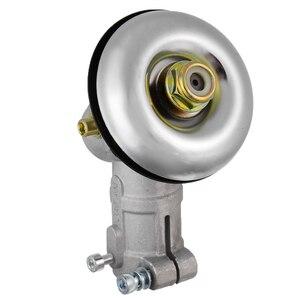 Image 1 - Boîte de vitesses 26mm de diamètre, débroussailleuse, débroussailleuse, remplacement de la tête de vitesse Tête de tondeuse à gazon, tige carrée, engrenage universel, pièce de rechange