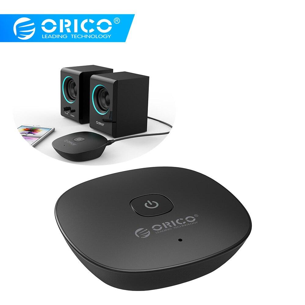 Récepteur Bluetooth sans fil ORICO 4.1 NFC3.5MM récepteur Audio stéréo récepteur de musique Bluetooth adaptateur Audio récepteur Aux de voiture
