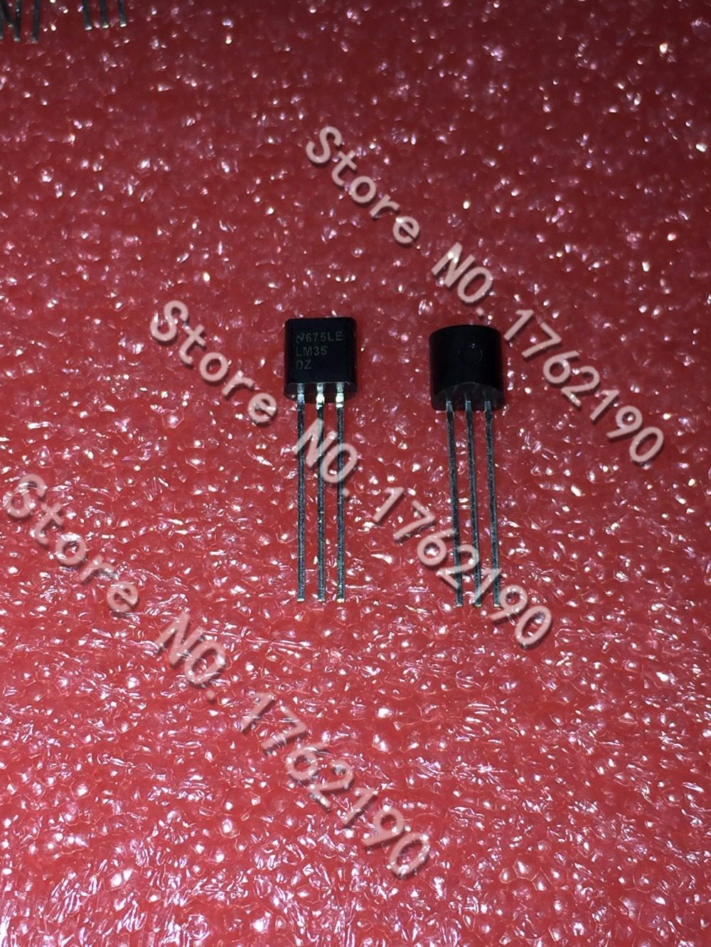 200PCS/LOT LM35DZ LM35 TO-92 TO92 Precision Celsius temperature sensor temperature acquisition