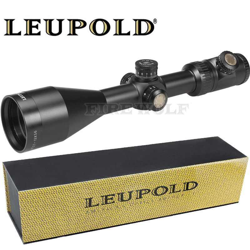 LEUPOLD MT 2.7-13x56 SFIR Mil-dot Illuminated Red Dot Sight Tactical Optical Riflescope For Rifle l a girl matte flat velvet lipstick giggle матовая помада