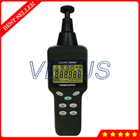 TM-4100D NonContact Tachometer Backlight LCD Display With 40 to 500mm Detection distance Tachometer