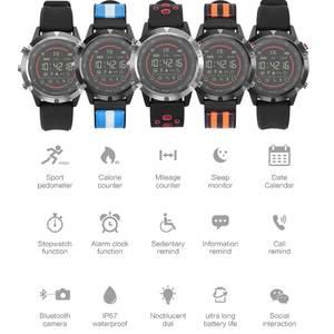 Image 5 - Nashone IT142 ספורט שעון גברים עמיד למים חכם שעון דיגיטלי שחייה צלילה שעוני יד Montre Homme