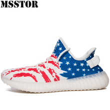 MSSTOR Women Men Running Shoes Casual Fashion Sport Shoes Woman Man Brand Athletic Walking Ladies Sneakers For Male Size 36-47