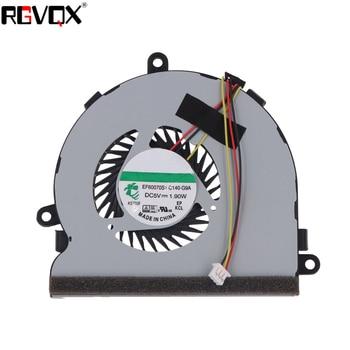 Новый оригинальный вентилятор охлаждения для ноутбука HP Pavilion 14-G 14-S 14-R TPN-C116 для Dell Inspiron 15 15R 17 17R 3521 CPU кулер/радиатор
