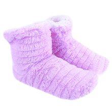 Inverno Femminile Pantofole A Casa Al Coperto Morbido antiscivolo Suola Più  Velluto Stivali Caldi Fluff Pantofole c128f7a859b