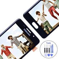 ORIGINAL 5 2 AMOLED LCD For SAMSUNG Galaxy A5 2016 LCD Display A510 A510F A510M SM