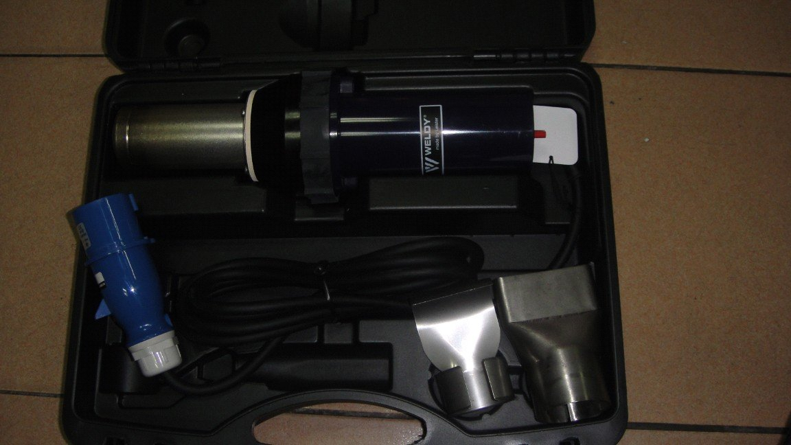 3400W plastic  hot air gun/hot air plastic welding gun /Made in LEISTER CHINA,Shanghai  цены