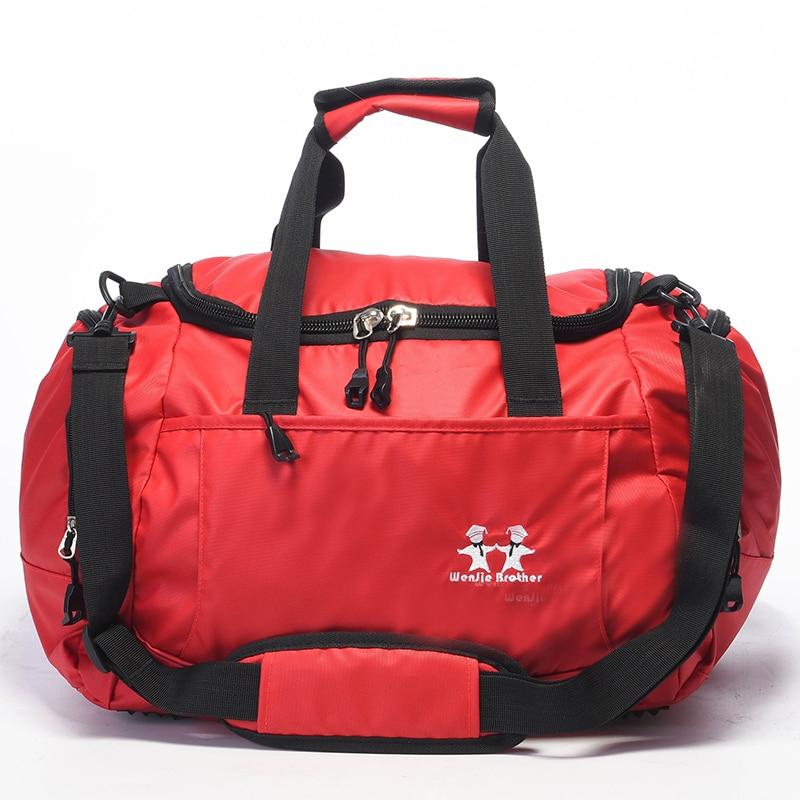 good quality 2017 Men Travel Bags Luggage Nylon Bags Carry on Luggage BagsTravel Handbag Waterproof Bag bopai duffle bag lightweight luggage waterproof travel bags for men business best carry on luggage tote weekend travel bag