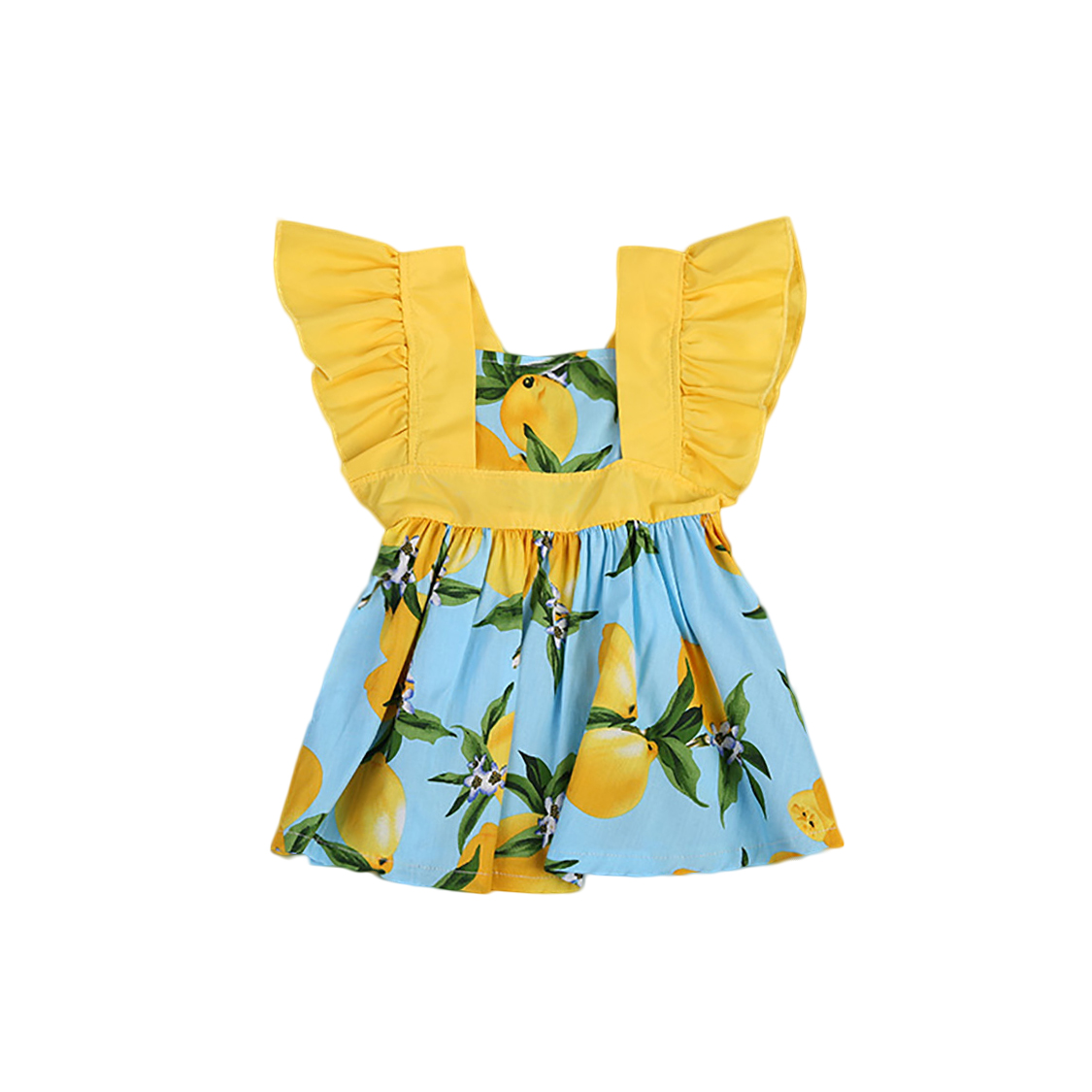 Summer Baby Kids Girls Princess Floral Ruffle Sleeveless Vestido Wedding Party Dress Sundress Kids Toddler Girl Clothing 0-4Y baby girls infant wedding party bowknot sleeveless ruffled vest dress sundress