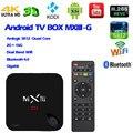 Android 5.1 Caixa de TV MXIII-G Amlogic S812 Quad Core 2G 16 GB de Memória Caixa de Tv Inteligente Pré-instalado Kodi Xbmc Totalmente Carregado