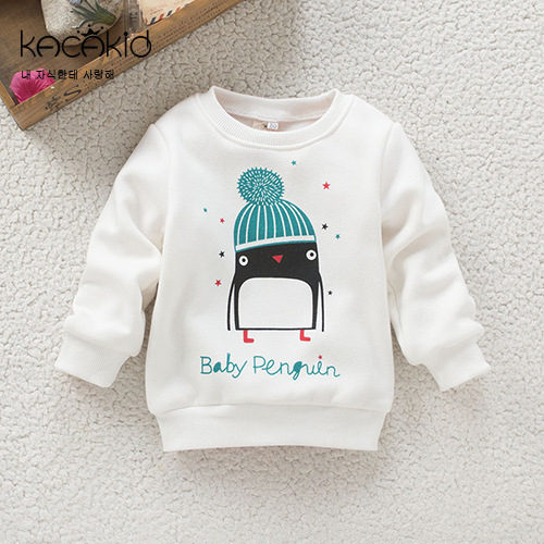 Kacakid-Autumn-winter-children-clothing-kids-cute-penguins-baby-boy-girls-velvet-thickening-sweater-baby-cotton-shirt-soft-coat-1