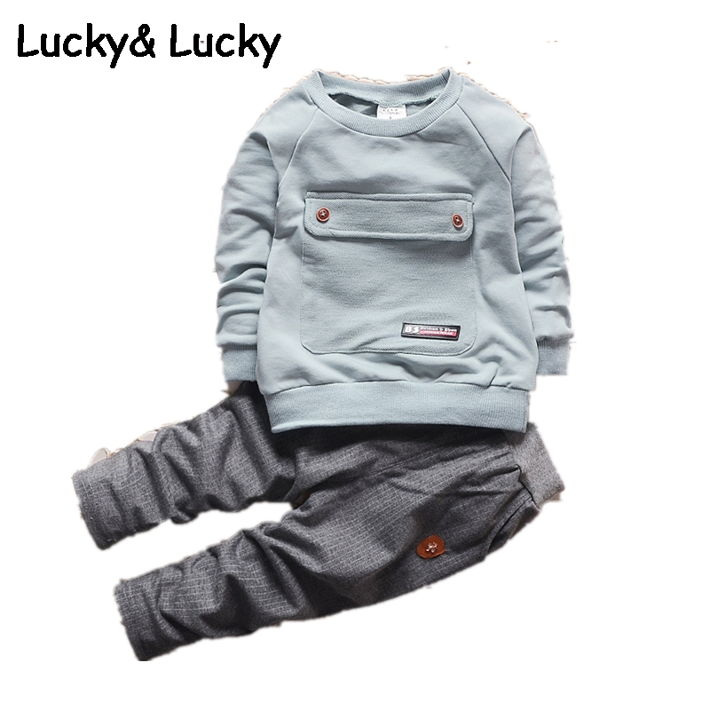 Baby clothing set cotton metarial long sleeve baby clothing soft baby clothes unisex newborn clothes