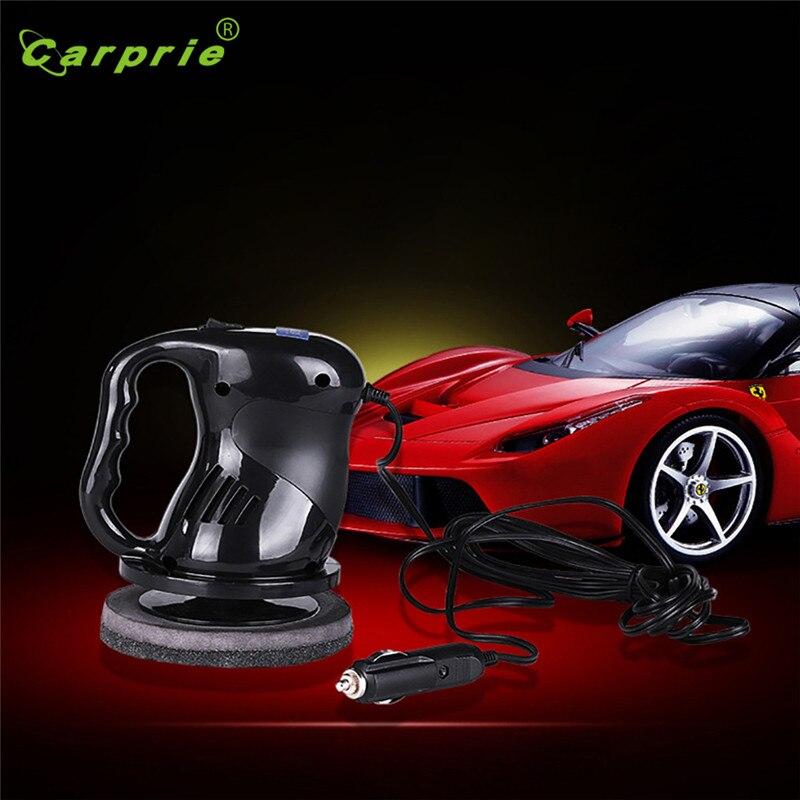 Waxing machine Car Electrical Handheld Orbital Motion Polisher Paint Buffer Wax Machine Maquina de depilacao gift new 17june15