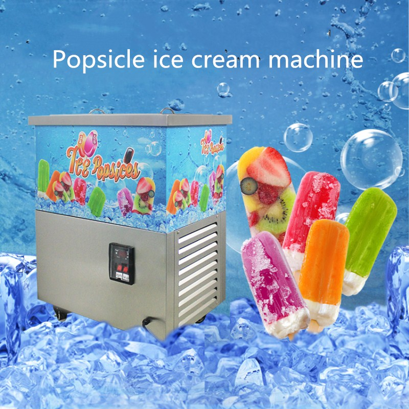 2017 new design Commercial Popsicle machine,fruit ice lolly maker machine,Italian ice cream sorbet machine стоимость