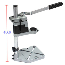 Drill chuck adjustment scale and stop additional function Drilling table vertical tool table table pillar base fixture