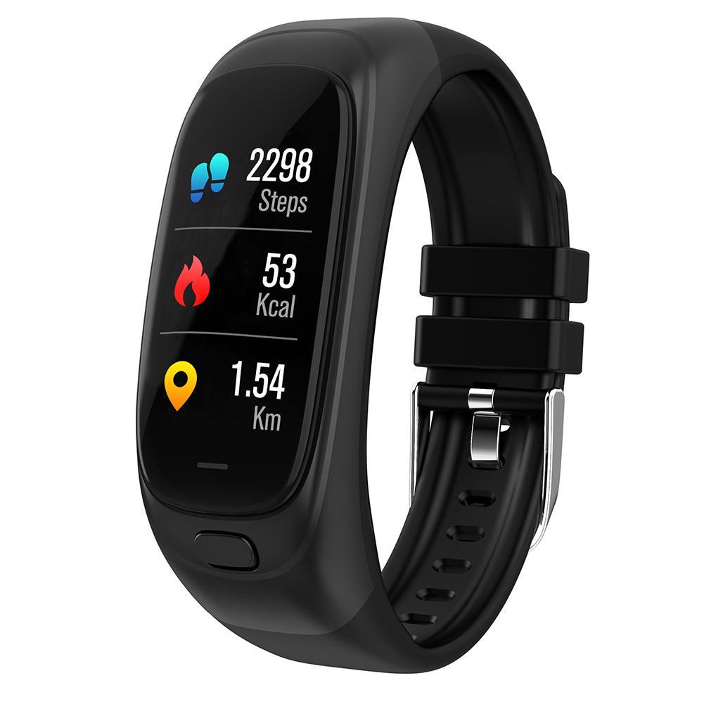 CES12 Bracelet intelligent Tracker de remise en forme USB lecteur Flash stockage fréquence cardiaque surveillance de la pression artérielle Vibration sport Photo