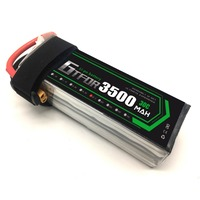 GTFDR RC 6S Airplane Lipo battery 22.2V 3500mAh 30C 60C For RC Quadrotor Helicopter Drone Car Boat 6S RC battery LiPo AKKU