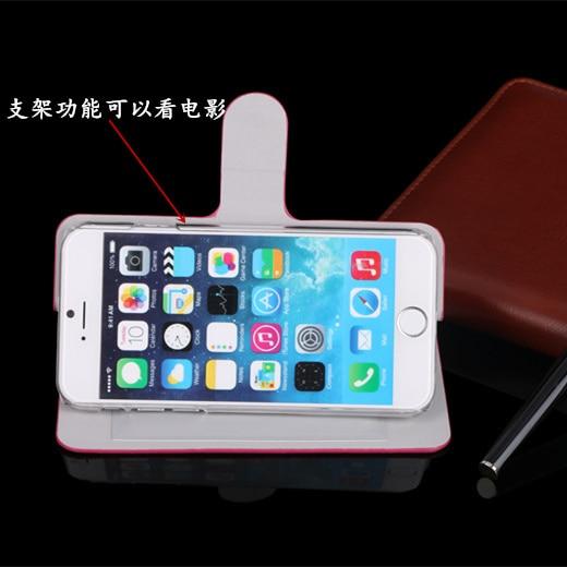 HTC M8 Luxury PU- ի կաշվե դրամապանակի գործի - Բջջային հեռախոսի պարագաներ և պահեստամասեր - Լուսանկար 6