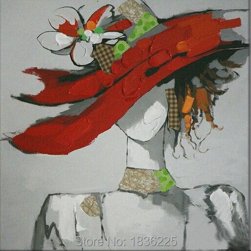 Dipinto a mano di Alta Qualità adesivi murali dipinti ...