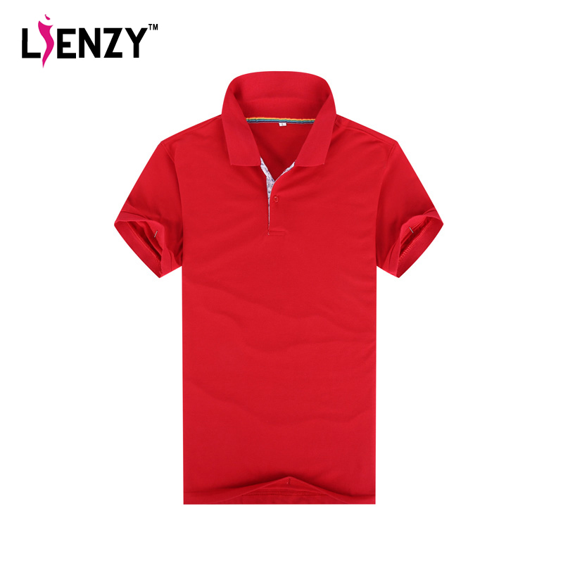 Lienzy Casual Women Brand Classic Polo Shirt Plus Size