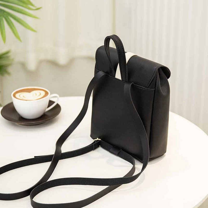 212a8188aab Aelicy Fashion Women's Backpack Pocket High Quality Lady Shoulders Small  School Bags Letter Purse Mobile Phone Bags for Women
