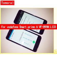 100% Original For vodafone Smart prime 6 VF-895N LCD  Display Touch Screen Digitizer Replacement  Free Shipping