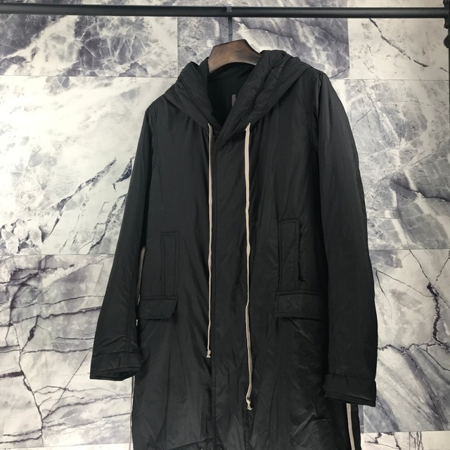 2f167f9cffc US $158.0 |men black fishtail X long parka coat baggy thin cotton padded  long hoody jacket-in Parkas from Men's Clothing on Aliexpress.com | Alibaba  ...