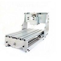 cnc router frame kit 3020 cnc milling machine frame