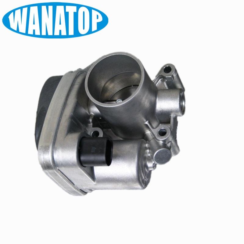 New Throttle Body Fits Audi A2 Seat Skoda VW Polo 1.2 12V 1.4 16V 408238321007 036133062N 036133062B 408238321003Z 408238321007Z