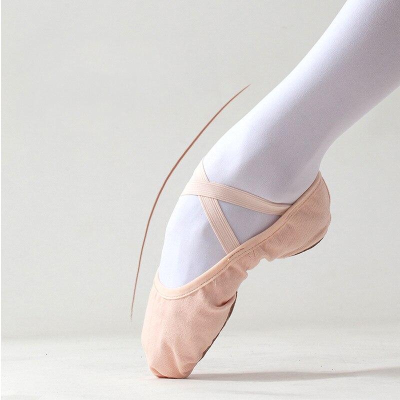 Ballet Super Shose Koop Canvas Beste Schoenen Stretch Vrouwen nk0OPwX8