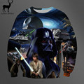 Aelfric Eden Men 3D Printing Star Wars Hoodie Male Darth Vader 3D Print Pullover Mens Autumn Hip Hop Sweatshirt