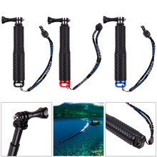 Light weight tripod 19 Inch Extendable Camera Selfie Stick Action Camera Handheld Monopod for Gopro HERO 5/2/3/3+/4 for SJ4000(China)