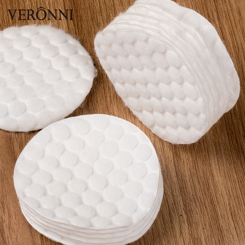60 Pcs/bag Makeup Remover Cotton Pads Washable Wipe Desmaquillante Cleansing Oil Skin Care Facial Care Make Up Cosmetic Wipe