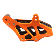 CNC Chain Guide Chain Guard Fit For ktm 125-530 EXC EXCF SX SXF XC XCF XCF-W 08-15 Motocross Enduro Supermoto цена