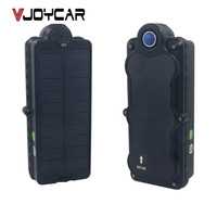10000mAh Rechargeable Removable Battery Solar Powered Portable GPS Tracker GSM GPRS SMS SOS Tracking Device Locator