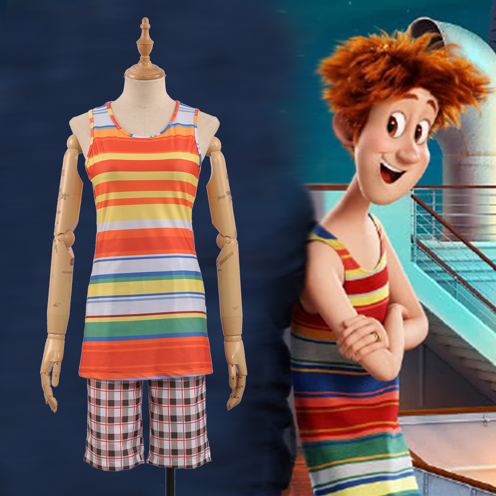 Hotel Transylvania 3 Summer Vacation 2018 Jonathan Shirt